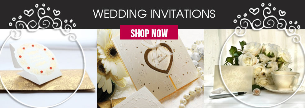 Wedding invitations Bradford